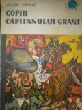 Jules Verne - Copiii capitanului Grant, 1969, Jules Verne