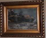 tablou de Ion Marinescu-Valsan (1866-1935)