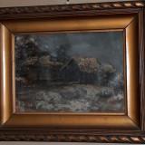 Tablou de Ion Marinescu-Valsan (1866-1935) - Pictor roman, Peisaje, Ulei, Altul