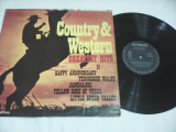 DISC VINIL COUNTRY&WESTERN GREATEST HITS II EDE 01838