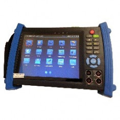 TESTER PROFESIONAL PENTRU CAMERE IP HD ANALOGICE HDCVI SI HDTVI T-8600MADH
