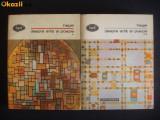GEORG WILHELM FRIEDRICH HEGEL - DESPRE ARTA SI POEZIE  2  volume, Alta editura