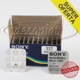 Baterie SONY 337 SR416SW pentru microcasti cu sistem de casca japoneza si casti