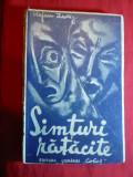 S.Zweig - Simturi Ratacite , interbelica ,Ed.Libr.Colos ,trad.S.Paul