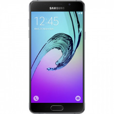 Samsung Galaxy A5 (2016) (A510) Single Sim BLACK, 16GB, 5MP, 13MP, LTE - Telefon Samsung, Negru