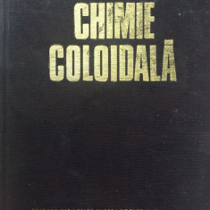 CHIMIE COLOIDALA - Emil Chifu - Carte Chimie