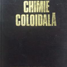CHIMIE COLOIDALA - Emil Chifu - Carte Chimie