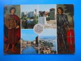 HOPCT 13984  ITALIA TRIESTE/CASTELUL MIRAMARE-STAMPILOGRAFIE DEOSEBITA-CIRCULATA, Printata