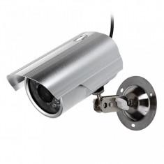 Camera de Supraveghere Video cu Infrarosu si Inregistrare pe Card Ext/Int