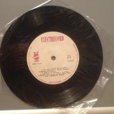 MARGARETA PASLARU - STRAINUL (EDC10211/ELECTRECORD) - disc VINILmaxi SINGLE 7