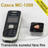MicroCasca pentru examene cu telefon Special Modificat sistem de casti japoneza