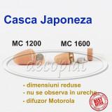 Bluetooth Nokia si Casca japoneza MC 1600 MicSpy sisteme de COPIAT Casti la BAC