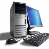 Pachet Computer HP Compaq DC7700,Core 2 Duo E6300 1.86Ghz, 2GB DDR2,80GB , 12393