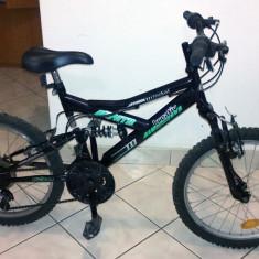 Bicicleta DHS Kreativ Rocket MTB - Mountain Bike DHS, 14 inch, 20 inch, Numar viteze: 18