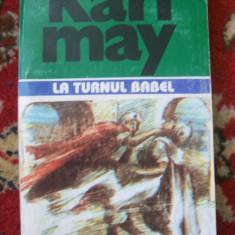 LA TURNUL BABEL KARL MAY OPERE NR 12 - Carte de aventura