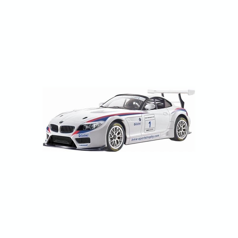 Bmw Z4 2 5 Si For Sale: Masinuta Cu Radiocomanda BMW Z4 GT3 Macheta 1:24