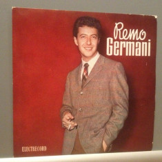REMO GERMANI - IMPECABIL - (EDC 670/ELECTRECORD) - disc VINIL SINGLE 7""
