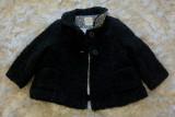 Palton Zara Baby 9/12 luni, 9-12 luni, Din imagine, Fete