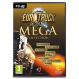 Euro Truck Simulator Mega Collection Pc - Jocuri PC SCS Software, Simulatoare, 16+, Single player