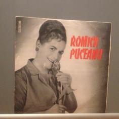 ROMICA PUCEANU cu Taraful Fratilor Gore (EDC10211/ELECTRECORD) - disc VINIL - Muzica Lautareasca