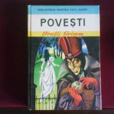 Fratii Grimm Povesti, ilustratii Livia Rusz - Carte de povesti