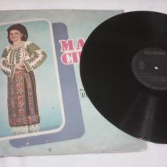 DISC VINIL MARIA CIRNECI CANTECE DE VOIE BUNA EPE 02790 - Muzica Populara