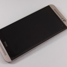 HTC One M9 Display nou Ansamblu complet cu touchscreen si rama sticla Silver - Display LCD
