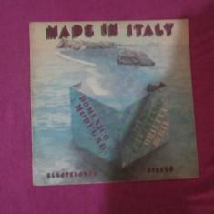 Disc vinil made in italy - Muzica Dance Altele