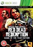 Red Dead Redemption Goty Edition Xbox360, Shooting, 18+, Multiplayer, Rockstar Games