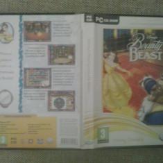 Disney's Beauty and The beast (TNT Games) - PC - Joc PC Disney, Actiune, 3+, Single player