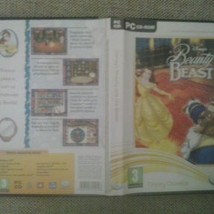 Disney's Beauty and The beast (TNT Games) - PC - Jocuri PC Disney, Actiune, 3+, Single player