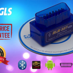 Interfata diagnoza tester auto bluetooth ELM327 ELM 327 mini OBD II OBD 2 Torque - Interfata diagnoza auto