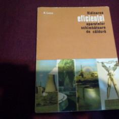 A LECA - RIDICAREA EFICIENTEI APARATELOR SCHIMBATOARE DE CALDURA