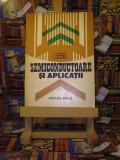 """Z. Schlett - Semiconductoare si aplicatii """"A4075"""""""