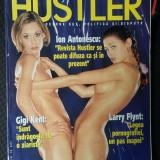 HUSTLER - MARTIE 2002 - Revista barbati