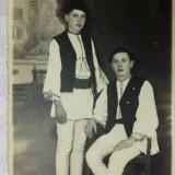 1 - FOTOGRAFIE VECHE - PORT POPULAR - JUNII SIBIULUI