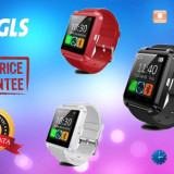 SmartWatch ceas inteligent U8 Bluetooth compatibil Android Cablu USB, Alte materiale, watchOS