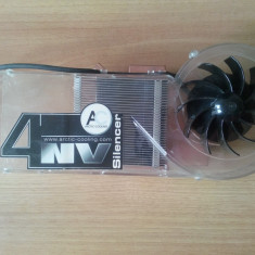 Cooler Placa video VGA ATI silencer 4 ARCTIC Ceramic - Cooler PC Arctic Cooling, Altul