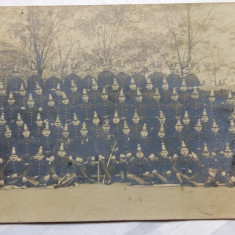 REGIMENT DE ARTILERIE - ANUL 1909 - Fotografie veche