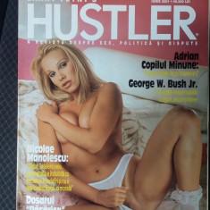HUSTLER- IUNIE 2001 - Revista barbati