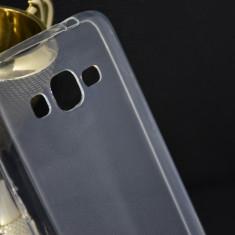 Husa noua Samsung Galaxy Grand Prime UltraSlim Silicon TRANSPARENTA - Husa Telefon
