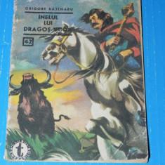 Inelul lui Dragos Voda - clubul temerarilor nr 42 (06060 - Carte de aventura