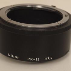 Vand inel de extensie NIKON PK-13 27, 5 - Inel macro obiectiv foto