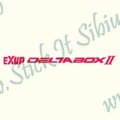 Exup DeltaBox II_Tuning Moto_Cod: MST-121_Dim: 15 cm. x 1.2 cm.