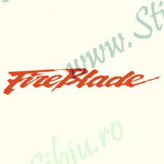 FireBlade-Honda_Tuning Moto_Cod: MST-013_Dim: 15 cm. x 2.6 cm.