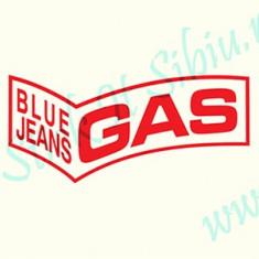 Blue Jeans Gas-Model 2_Tuning Moto_Cod: MST-124_Dim: 15 cm. x 6.8 cm.