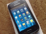 Samsung Galaxy Young GT-S6310 blue, Neblocat, Single SIM