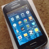 Samsung Galaxy Young GT-S6310 blue, Neblocat, Single SIM