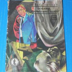 Dosarul caprioarei aurii - Mircea Popescu - clubul temerarilor nr 56 (06064 - Carte de aventura