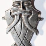 Pandantiv viking Masca lui Odin - Pandantiv fashion